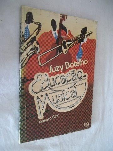 Suzy Botelho - Educação Musical - Música