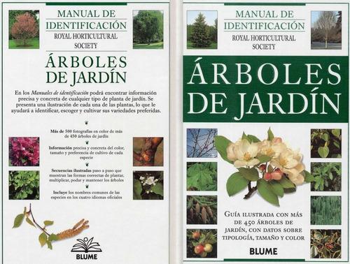 Árboles De Jardin Manual De Identificación