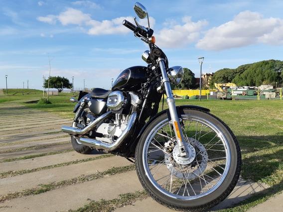 Sportster 883 Xl Custom Harley Davidson