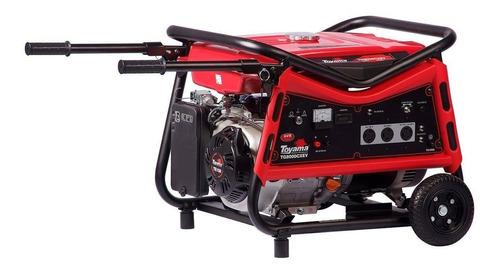 Gerador Gasolina Tg8000cxev 127v / 220v Toyama - 66818