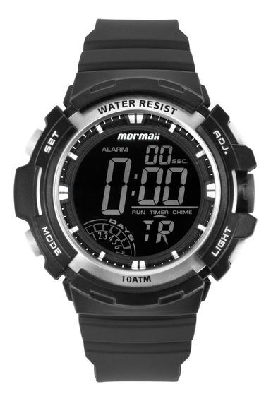 Relógio Mormaii Masculino Mo8902ab/8c Com Garantia E Nfe