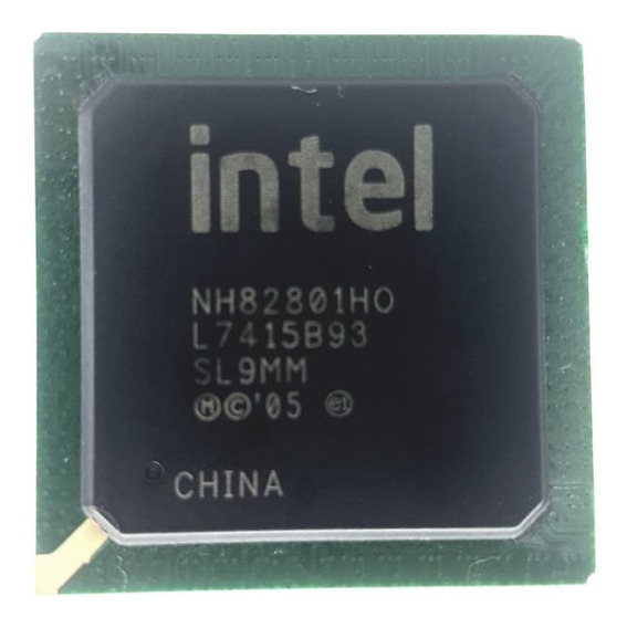 Chipset Bga 82801 Intel Modelo Nh82801ho