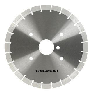 Disco De Corte 350mm Hormigón Concreto Omaha Cortadora Cc-65