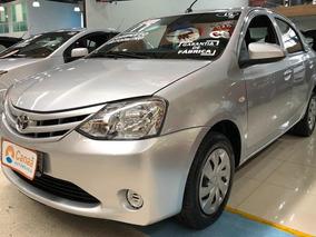 Toyota Etios Sedán X 1.5 Aut.