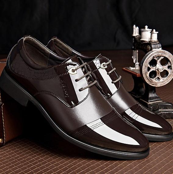 Zapatos Oxford Casuales Caballero