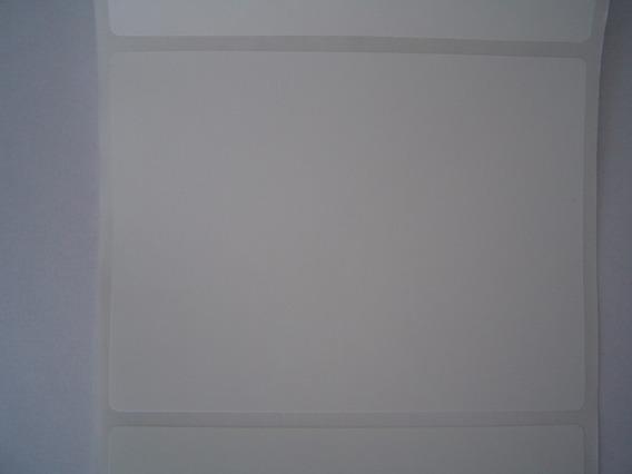 Etiqueta Ades. 100x75mm Bopp Fosco P/ Congelados Argox,elgin