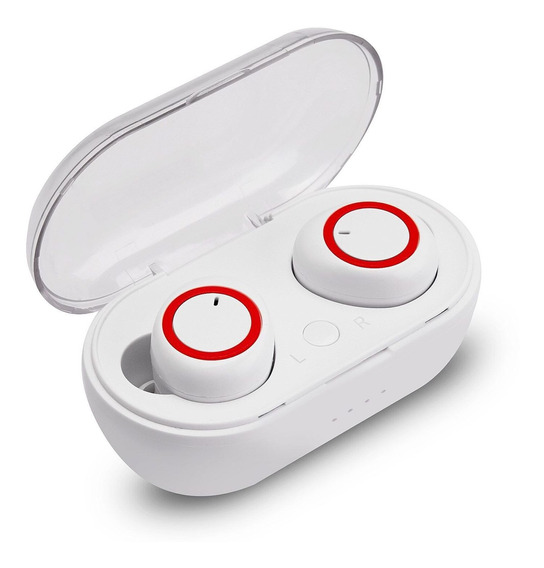 Branco Vermelho I30 Fone De Ouvido Bluetooth Sem Binaural Tw
