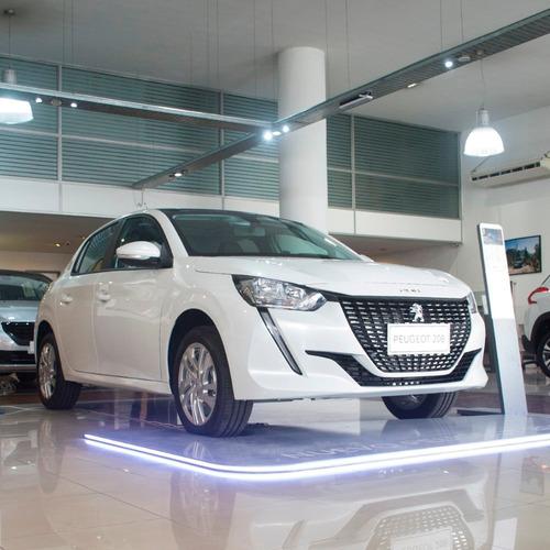 Nuevo Peugeot 208 Active 1.6l Mt | Nafta 115cv | 0km 2021