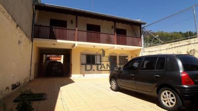 Casa Com 3 Dormitórios À Venda, 220 M² Por R$ 680.000 - Jardim Santa Genebra - Campinas/sp - Ca12151