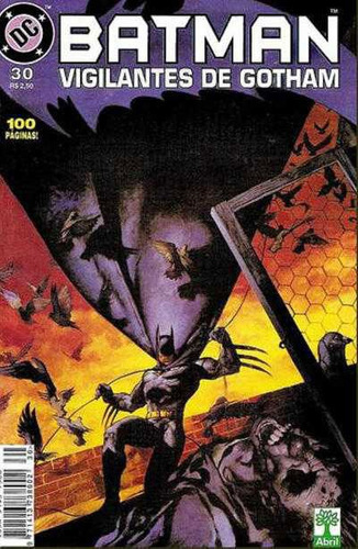 Imagem 1 de 3 de Batman Vigilantes De Gotham 30