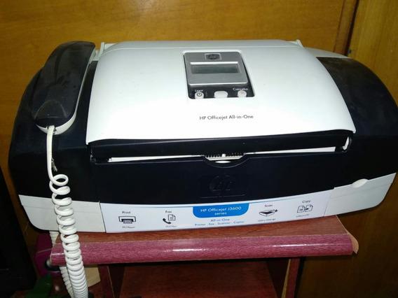 Impressora Hp J3600 - Usada