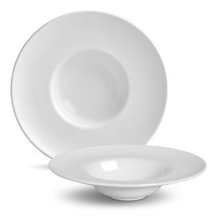 Plato Para Servir Pasta En Melanina No Se Rompe