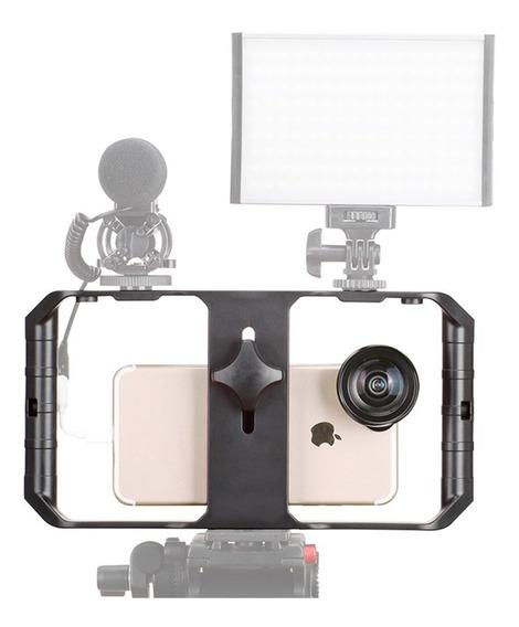 Estabilizador Steadycam Suporte Para Celular E iPhone