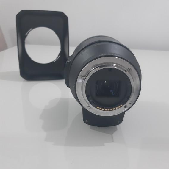 Lente Sony 18.200 Usada Semi Nova.