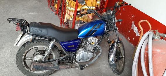 Suzuki Motor 125 Año 2014 Estado 8/10