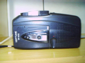 Gravador De Fita Micro Cassete, Neptune Npt 907g