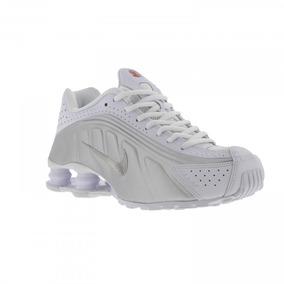 Tenis Nike 06/2019 Shox R4 Ar3566 Branco