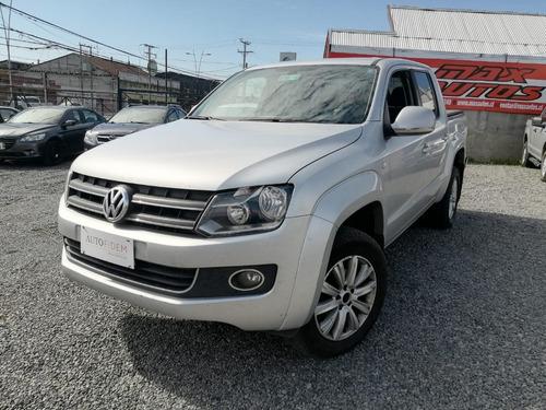 Imagen 1 de 15 de Volkswagen Amarok Highline 2.0 Aut 4x4