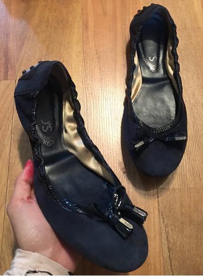 Preciosos Zapatos Flats Tod