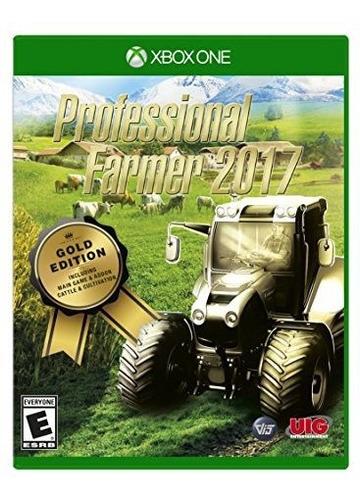 Professional Farmer Gold - Edicion Xbox One 2017