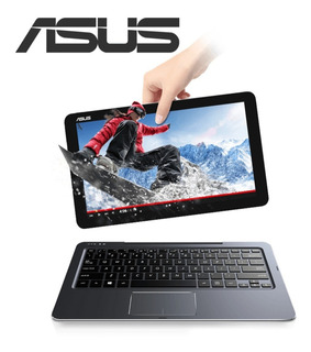 Promocion Laptop/tablet Touch Tranformer 2 En 1 Asus
