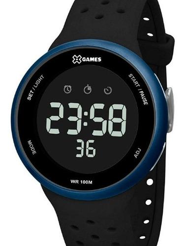 Relógio X-games Unissex Xmppd543 Pxpx C/ Garantia E Nf