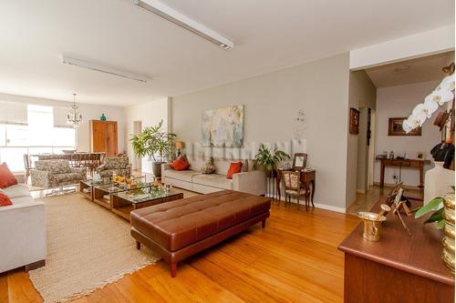 Imagem 1 de 15 de Apartamento - Higienopolis - Ref: 91459 - V-91459