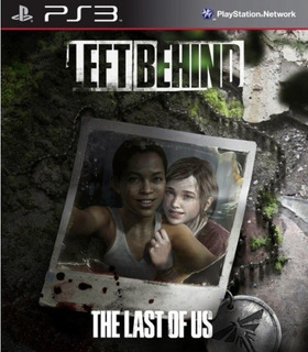 The Last Of Us Left Behind Ps3 Descarga Digital No Cd Psn