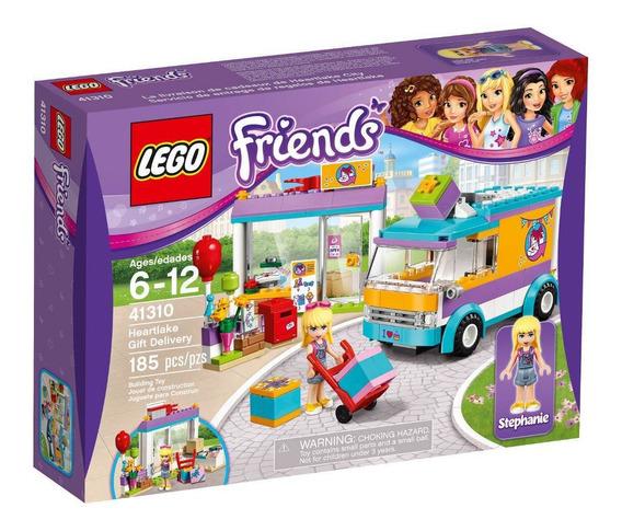 Servicio De Entrega De Regalos De Heartlake Lego - 41310
