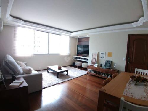 Apartamento Com 3 Dormitórios À Venda, 100 M² Por R$ 670.000,00 - Icaraí - Niterói/rj - Ap47173