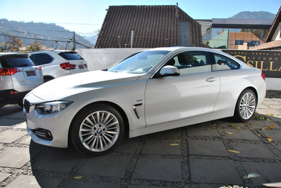 Bmw 430 Coupe Luxury 2016 Solo 17.000 Km. Nuevo