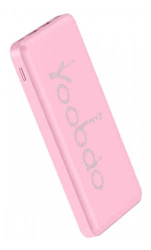 Power Bank Pl12 12000mah Pink