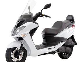 Scooter Sym Joy Ride 200 Evo Joyride Blanco 200i