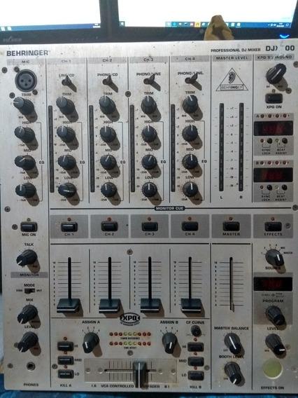 Mixer Behringer Djx700