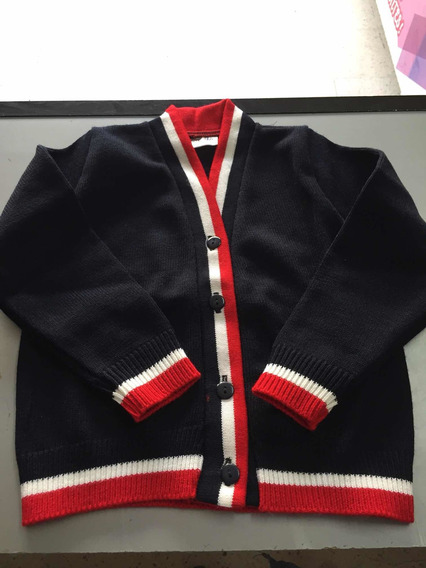 Suéter De Estambre Escolar