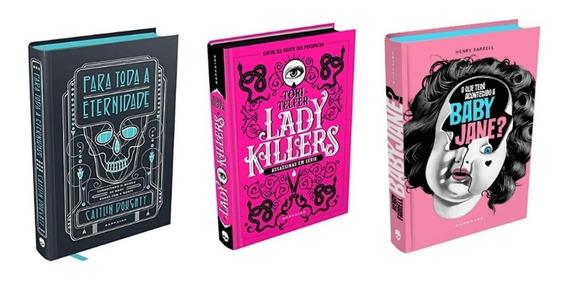 Livro Para Toda A Eternidade + Lady Killers + Baby Jane