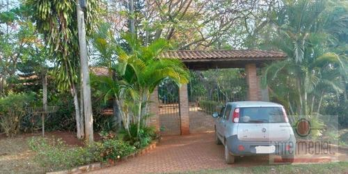 Chácara Com 3 Dormitórios À Venda, 1750 M² Por R$ 450.000 - Recanto Maravilha Ii - Boituva/sp - Ch0594