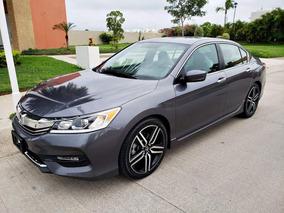 Honda Accord 2.4 Sport Cvt 2016