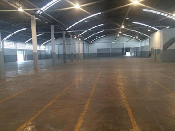 Galpão Em Parque Industrial Taboão Da Serra, Taboão Da Serra/sp De 4618m² Para Locação R$ 60.000,00/mes - Ga320729