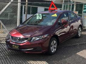 Honda Civic 1.8 Lx Mt 2015