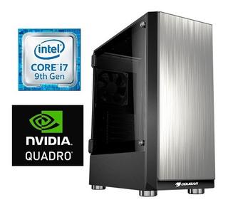 Cpu Diseño Grafico Core I79700k 32gb Quadro 4 Gb Ssd 1 Tb M2