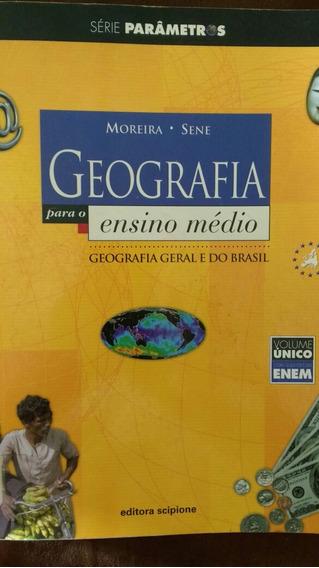 Geografia Para Ensino Medio - Livro Do Professor