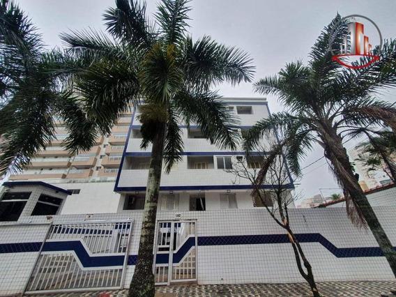 Apartamento Com 1 Dormitório À Venda, 38 M² Por R$ 120.000,00 - Aviação - Praia Grande/sp - Ap1860
