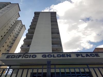 Apartamento 02 Dormitórios Edifício Golden Place Aceita Permuta. - 11328l