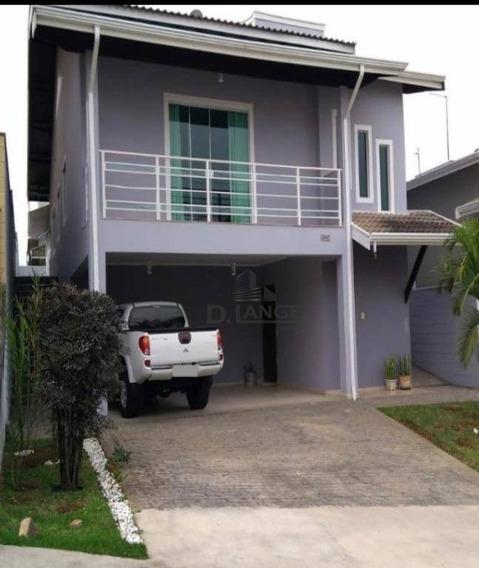 Casa Com 3 Dormitórios À Venda, 226 M² Por R$ 890.000,00 - Condomínio Residencial Terras Do Oriente - Valinhos/sp - Ca13452