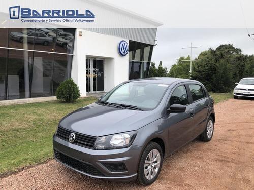 Imagen 1 de 11 de Volkswagen Gol Trendline 2021 0km - Barriola