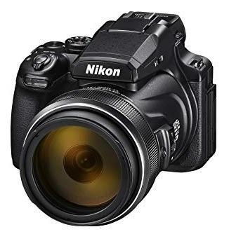 Nikon Coolpix P1000 C/100 Disparos! Genuina