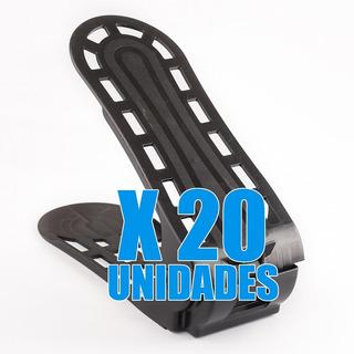 Organizador Ordenador Calzados Zapatos Zapatillas X 20