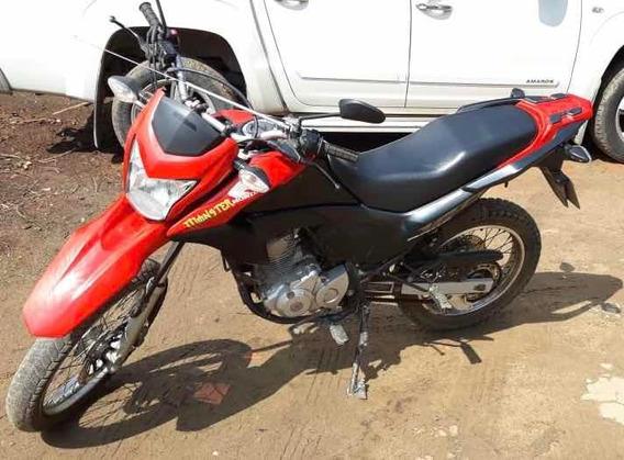 Honda Bros 160 Honda