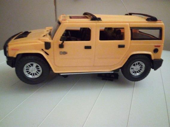 Camioneta Hummer Con Control Remoto Escala 1:24